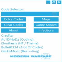 Ac1DMoDz MW2 1.14 Code Browser: Cheat With Ease