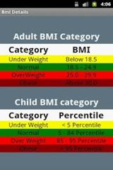 My BMI - BMI Calculator