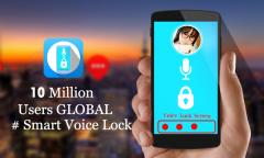 My Voice Lock