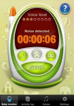 Baby Monitor & Alarm