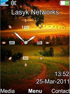 Nature Clock