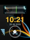 NEW NOKIA CLOCK