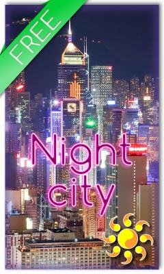 Night City LWP HD