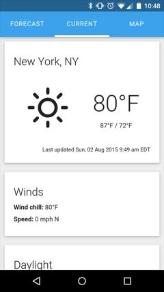 Nimbus Weather