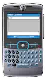 NiX Date Countdown Smartphone