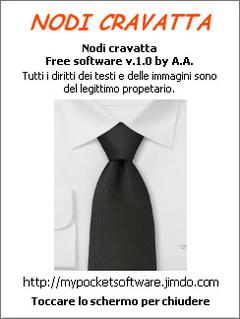 Nodi cravatta-Tie knots