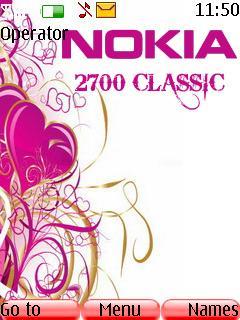 Mobile9 Sms Phone Nokia 2700 Classic Shareware and Freeware Programs-Nokia.