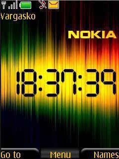 Nokia Rainbow Lines