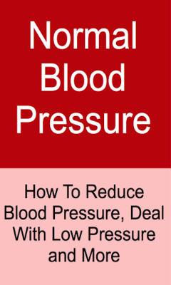 Normal Blood Pressure