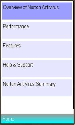 Norton antivirus /installation