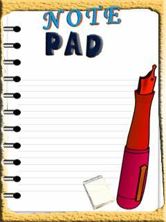 NOTE PAD Free