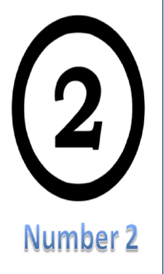 Numerology - Number 2