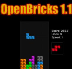 PSP Homebrew: OpenBricks 1.1