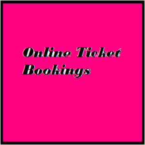 OnlineTicketBooking