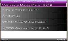 Original Video Editor