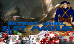 Patriot Wheel Slot Machine