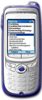 Physi-Calc - SmartPhone