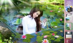 Photo Collage Art