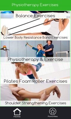 Physiotherapy Exercises for All