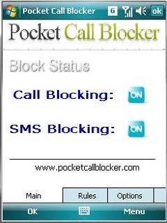 Pocket Call Blocker