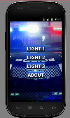Police Light and Siren prank