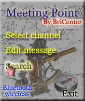 MeetingPoint Pocket PC