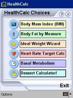 HealthCalc  for PPC