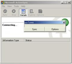 PocketMac® TunesSync for Windows Mobile