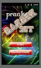 Prank Barber Set