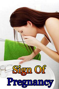 Pregnancy Sign