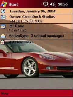 !2005 Corvette 15 Themes!