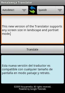 Renaixenca Translator