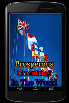 Prosperous Countries In The World