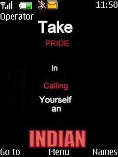 Proud 2 Be Indian