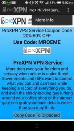 ProXPN VPN Service