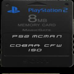 PS2 MCMAN: Manage Your PS2 Memory Cards On Cobra Firmware