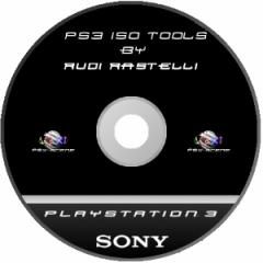 PS3 ISO TOOLS: Generate, Rename, Join, and Split Backups