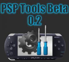 PSP Tools Beta