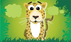 Puzzles: wild animals