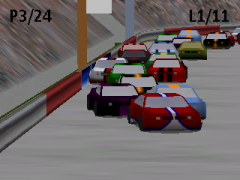 Oval Racer S60 (3rd Ed)