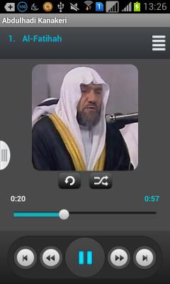 Quran Recitation by Abdulhadi Kanakeri
