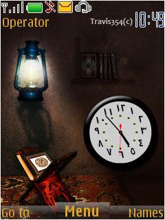 Ramadhan Clock