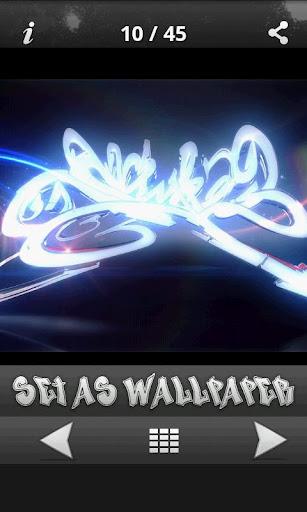 Rap graffiti wallpapers рэп граффити обои