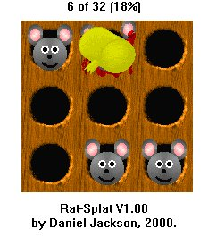 RatSplat by Daniel Jackson