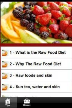 Raw Food Diet For All