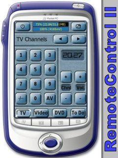 RemoteControl II IR