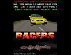 Racers Musicdisc