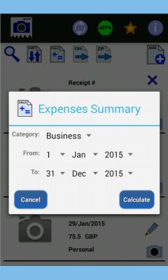 Receipt Scanner: money manager