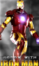 Jigsaw with Iron Man (360x640)
