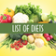 List Of Diets